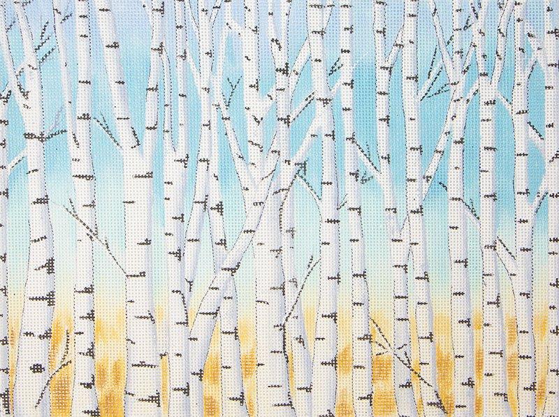 AP2917 Birch Trees in Winter