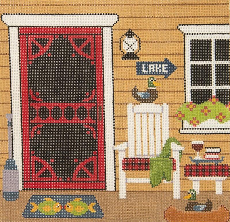AL0167 Lake House