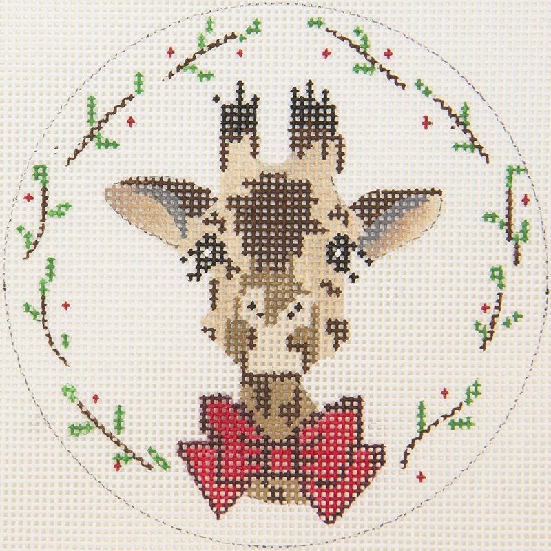ZIA64 Giraffe with Bow Tie