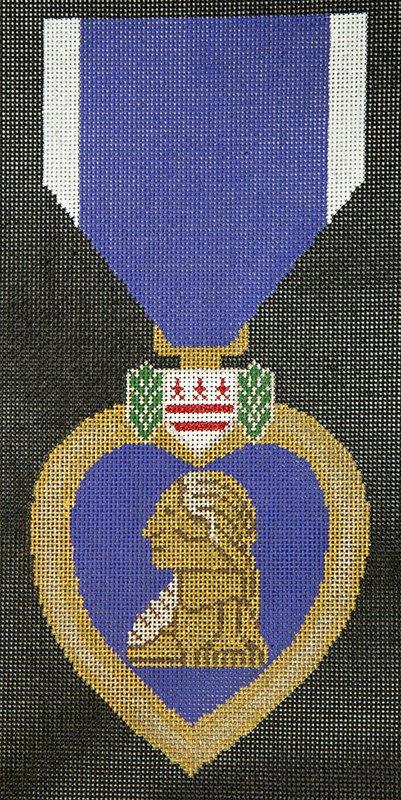 JPL533 Purple Heart Medal