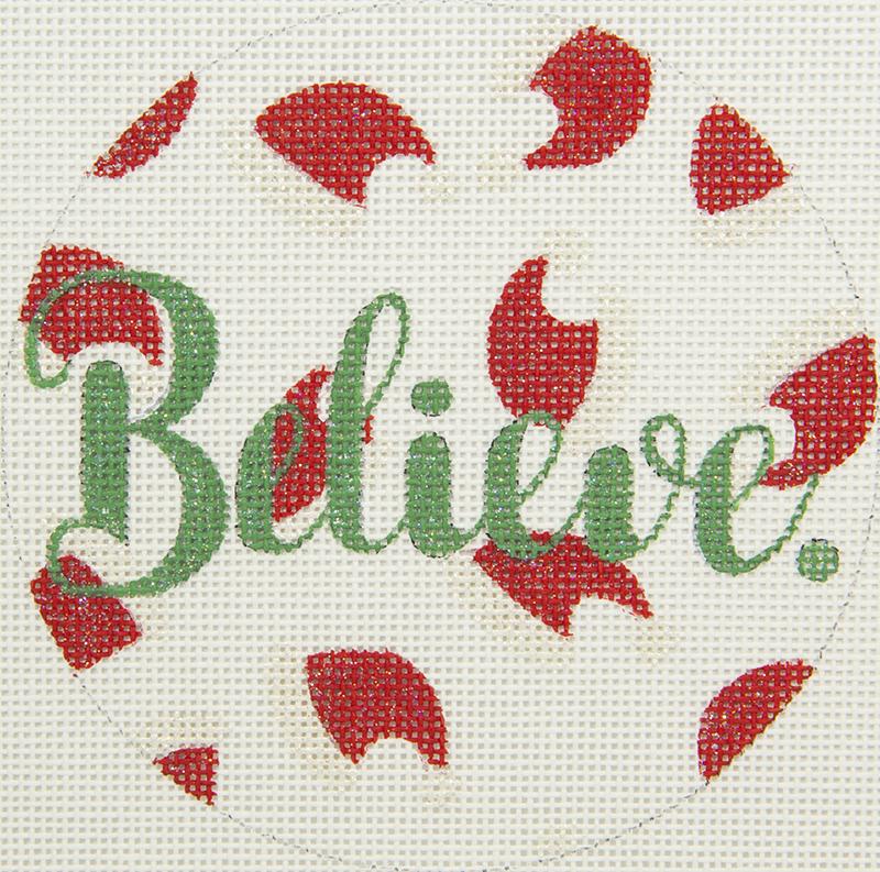 APCH03 Believe Santa Hats