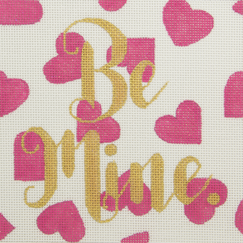 APVA02 BE MINE with Hearts