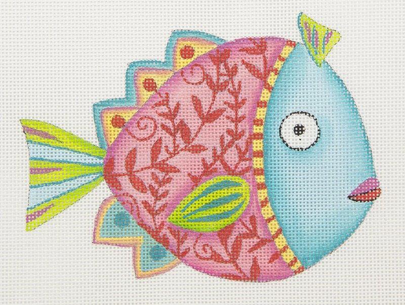 DKBH09 Sassy Fish