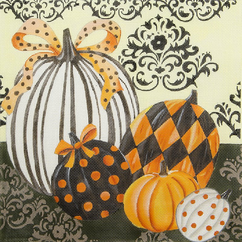 EV01 Elegant Pumpkins