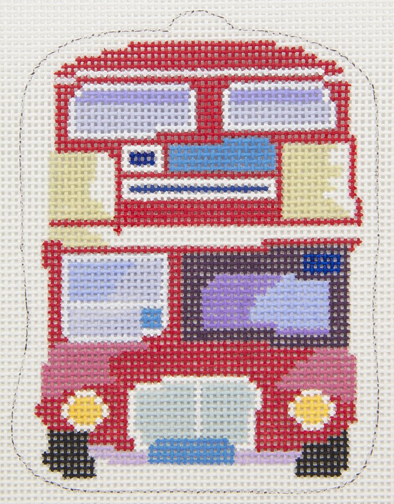 XDEB014 Double Decker Bus