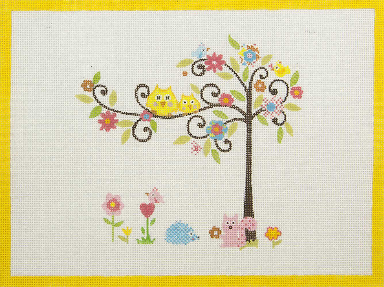 PI205NP Owl Tree The Collection
