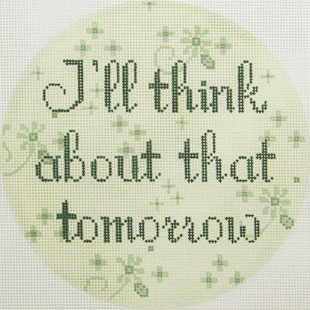 LL288 I'll Think About That Tomorrow Labors of Love