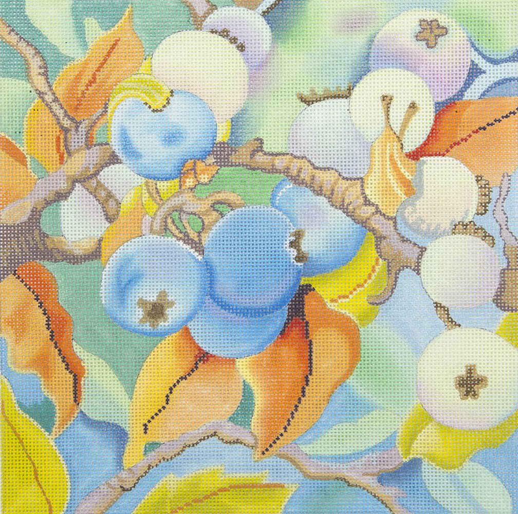 B440 Autumn Blueberries Brenda Stofft