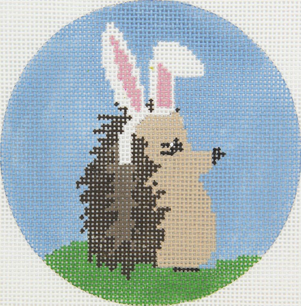 ZIA103 Bunny Hedgehog Danji Designs