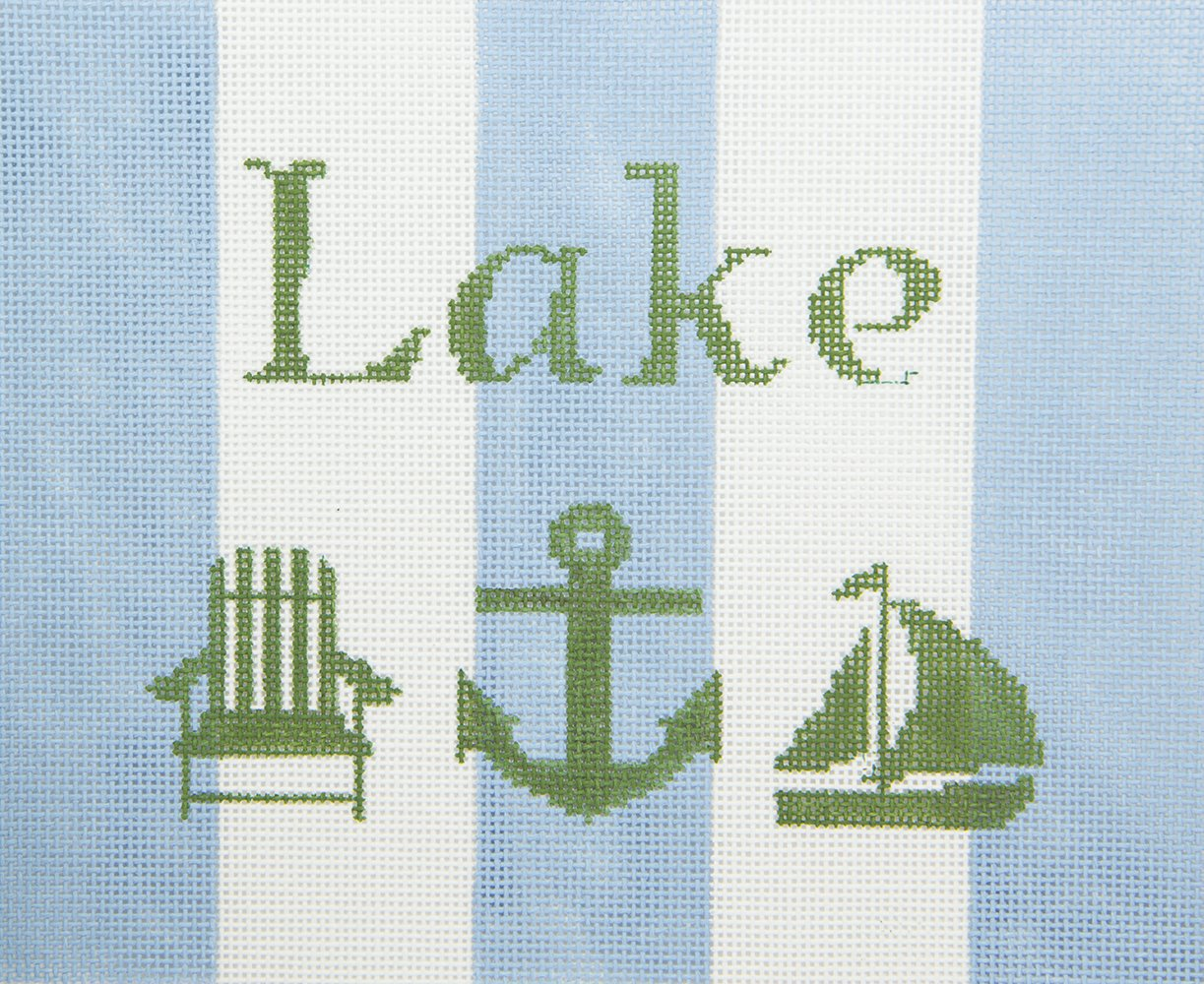 KKSG4 Lake Sign Chris Lewis