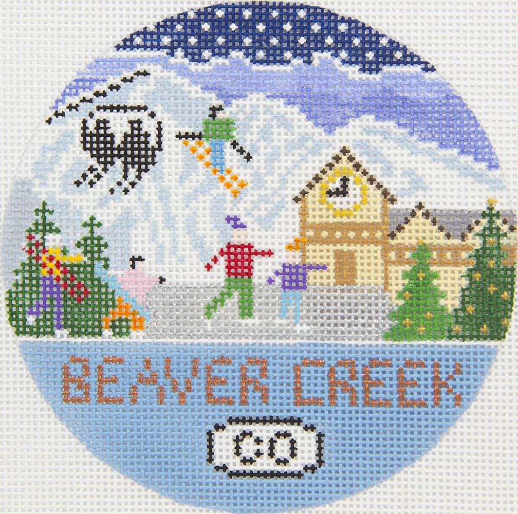 Beaver Creek Ski Round Doolittle