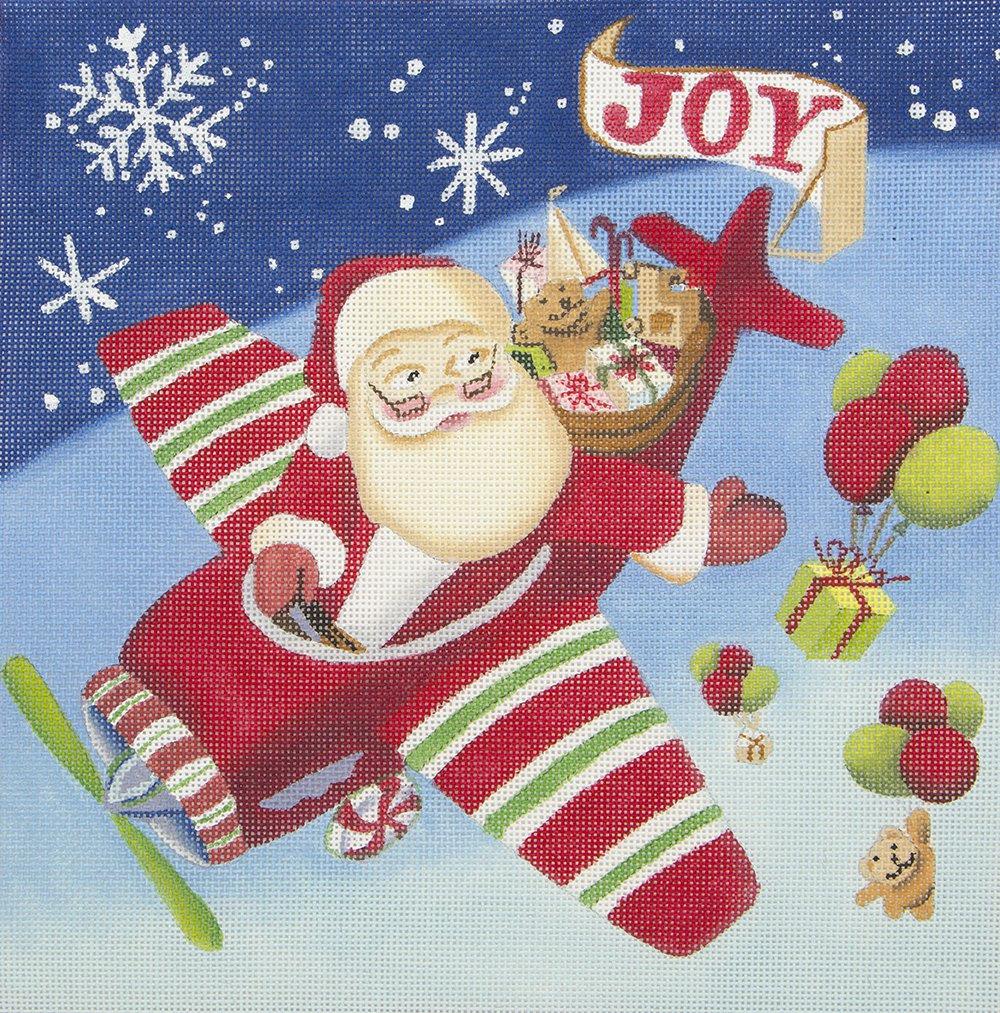 GA15 Santa Joy Ride Love You More