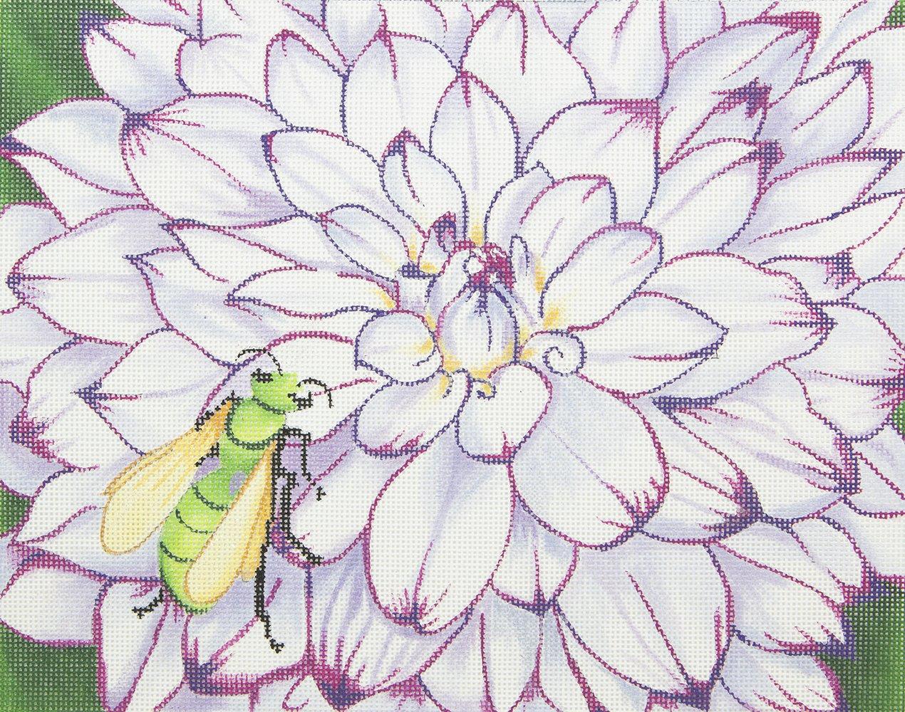EW42 Clementis & Flower Bee Tapestry Fair