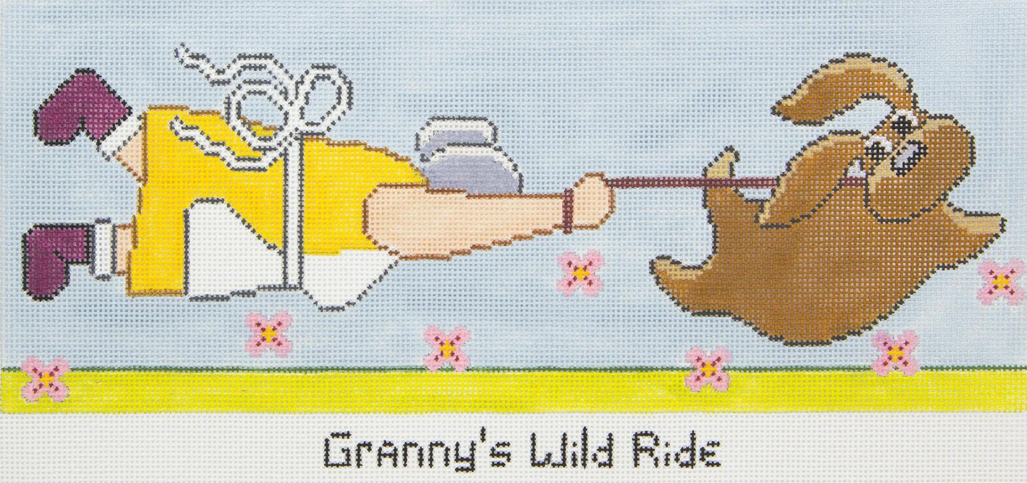 AL0155 Granny's Wild Ride Wellesley