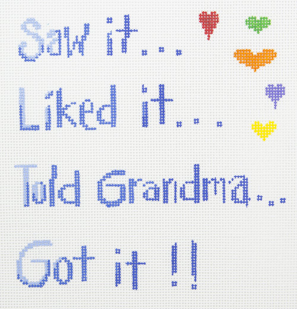 22090 Saw it Liked it Grandma Got it Patti Mann