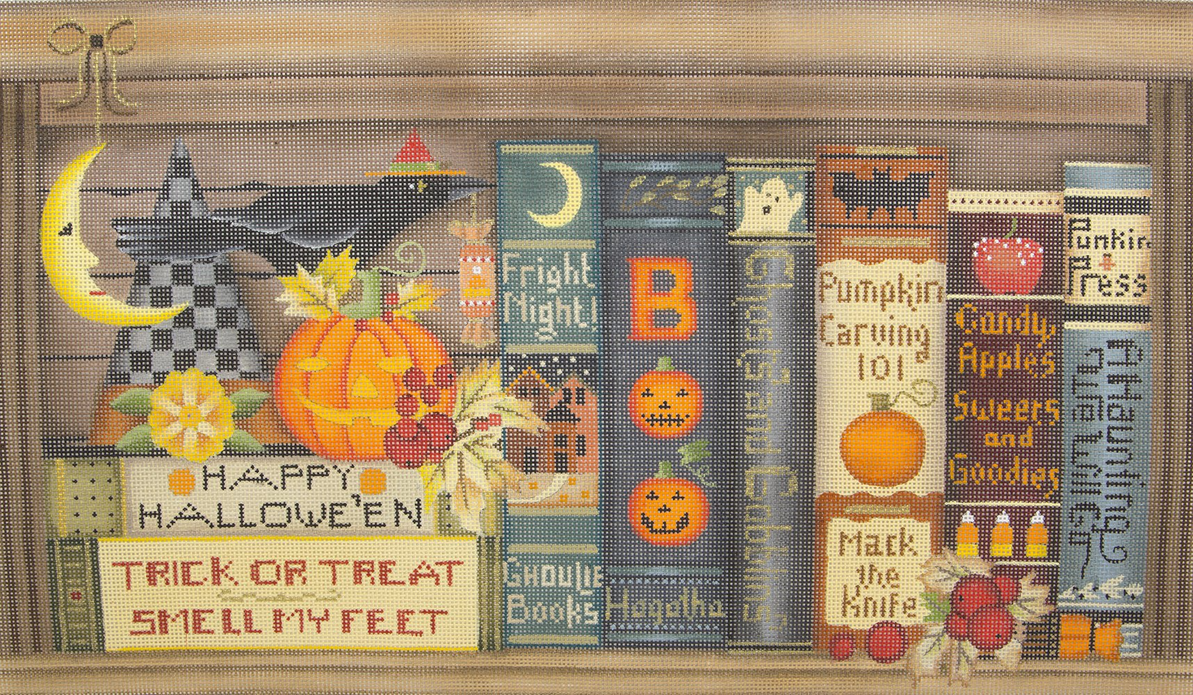 2096 Halloween Books Melissa Shirley