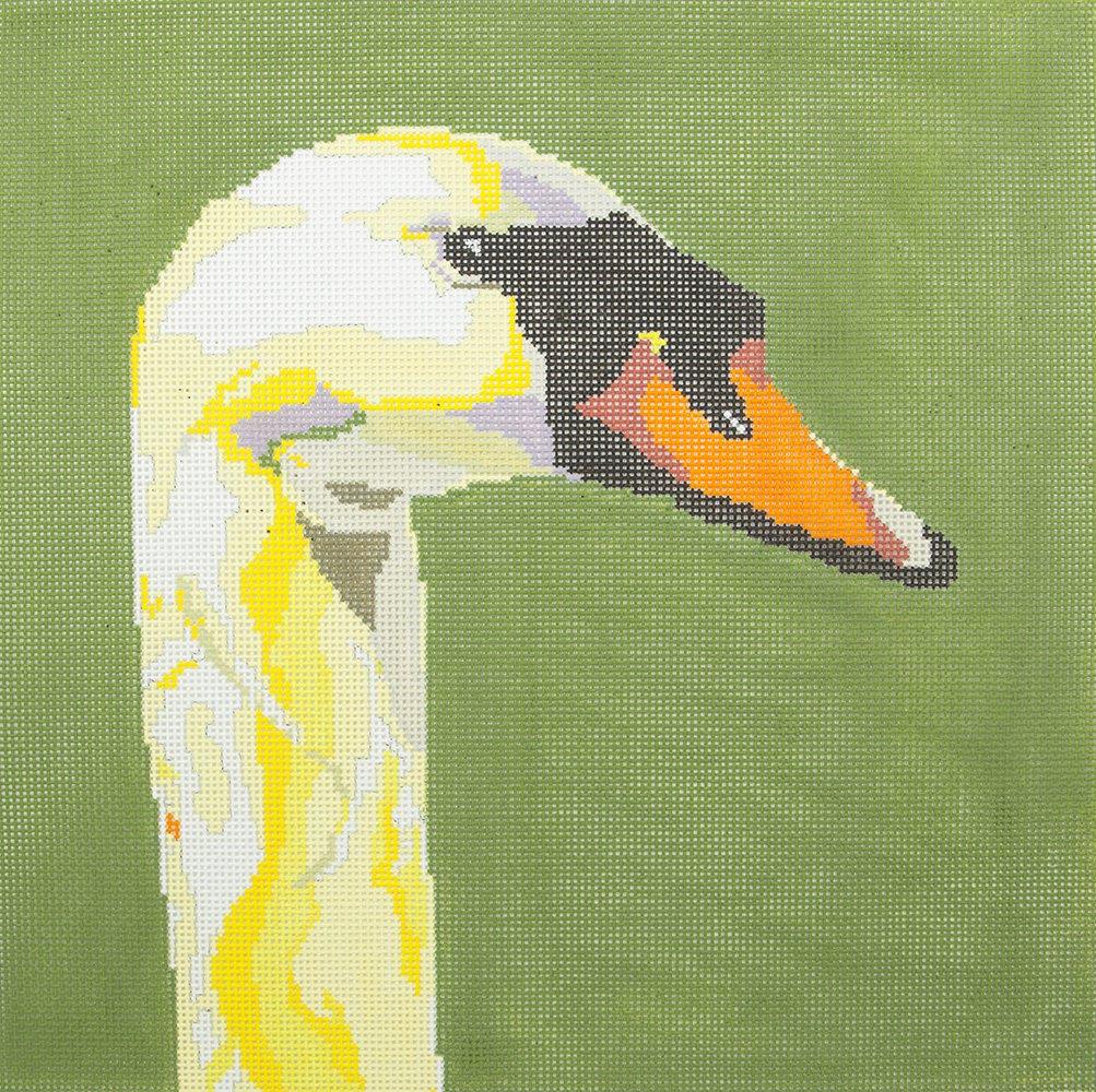 JKNA066 Swan Judy Keenan