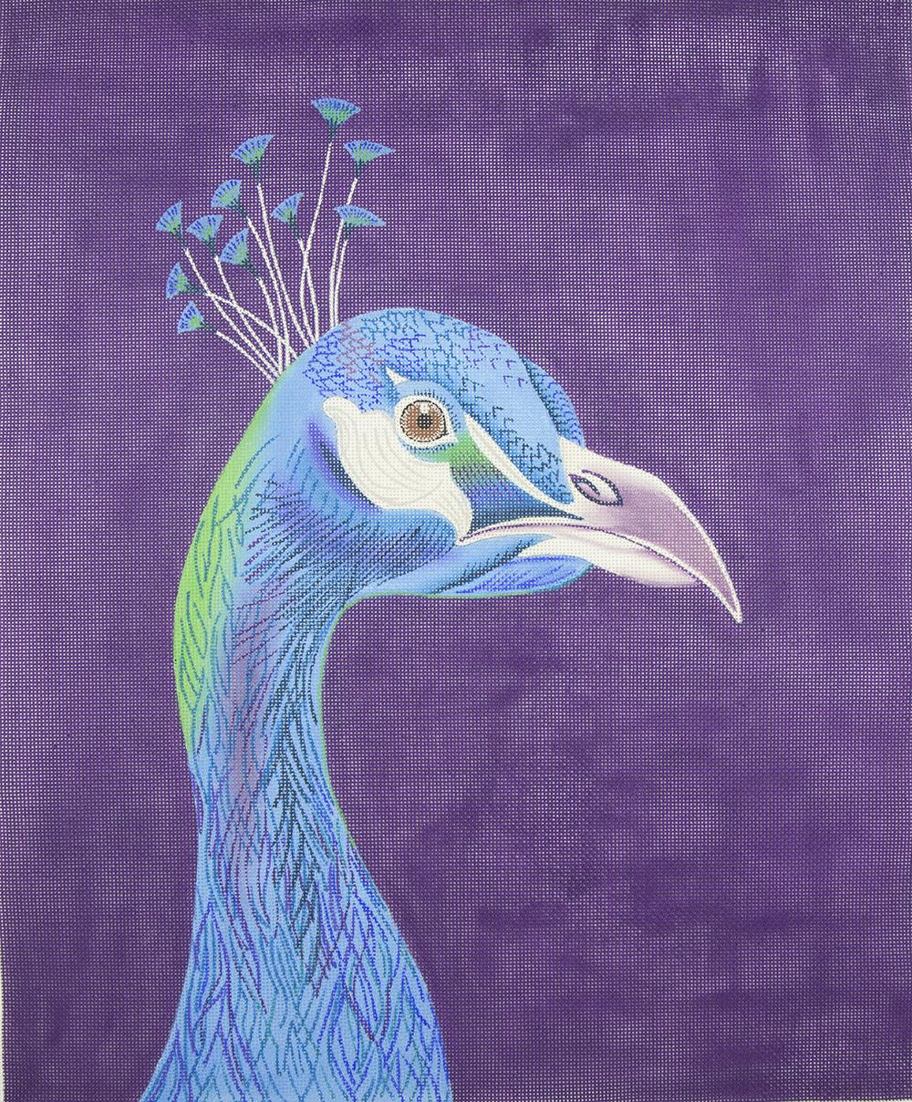 ZE320 Peacock Head Zecca