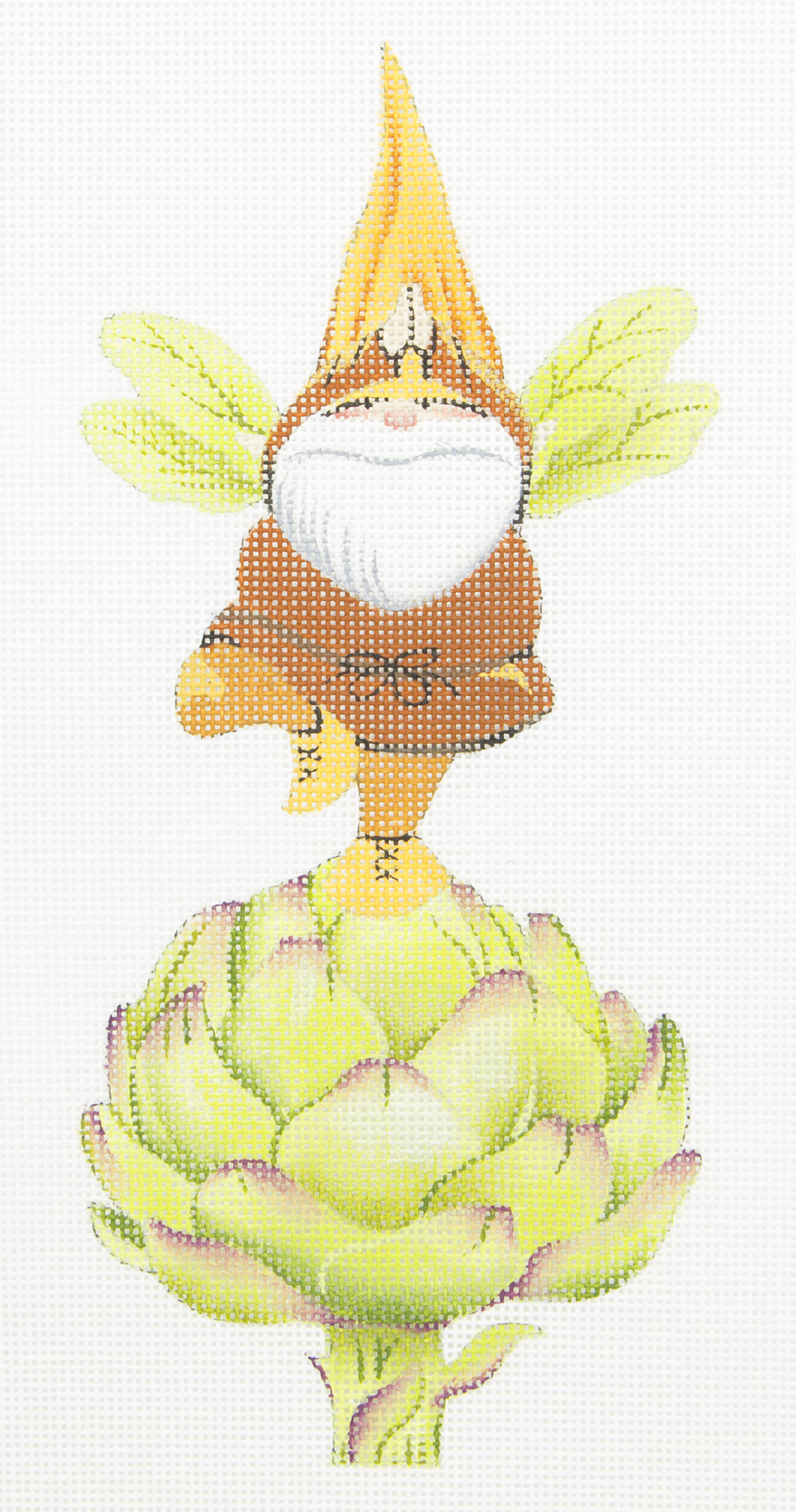 GA20 Gnome on Artichoke Love You More