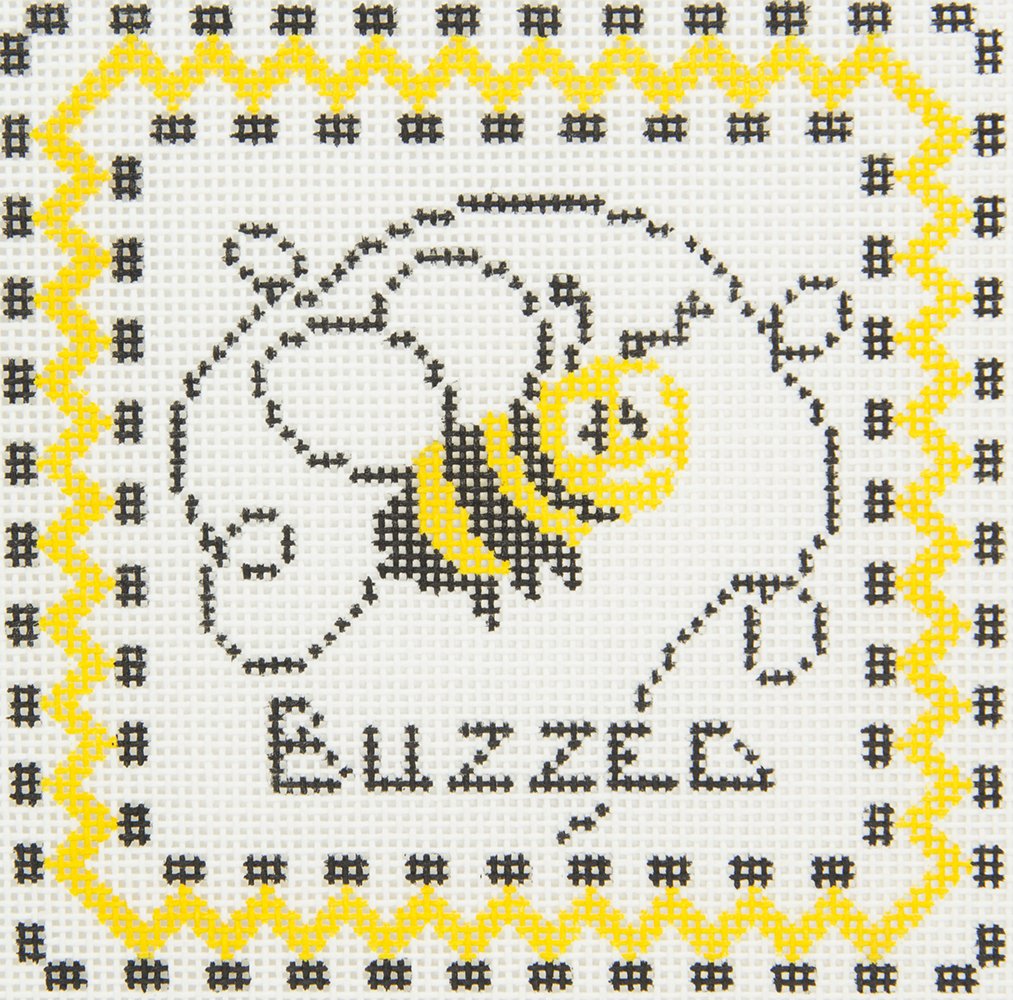 CSTRB001 Buzzed Bee Griffin Designs