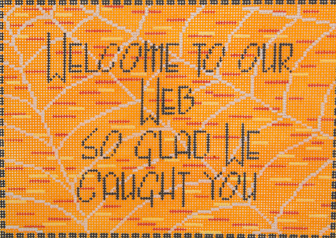 SGN004 Welcome to our Web Griffin Designs