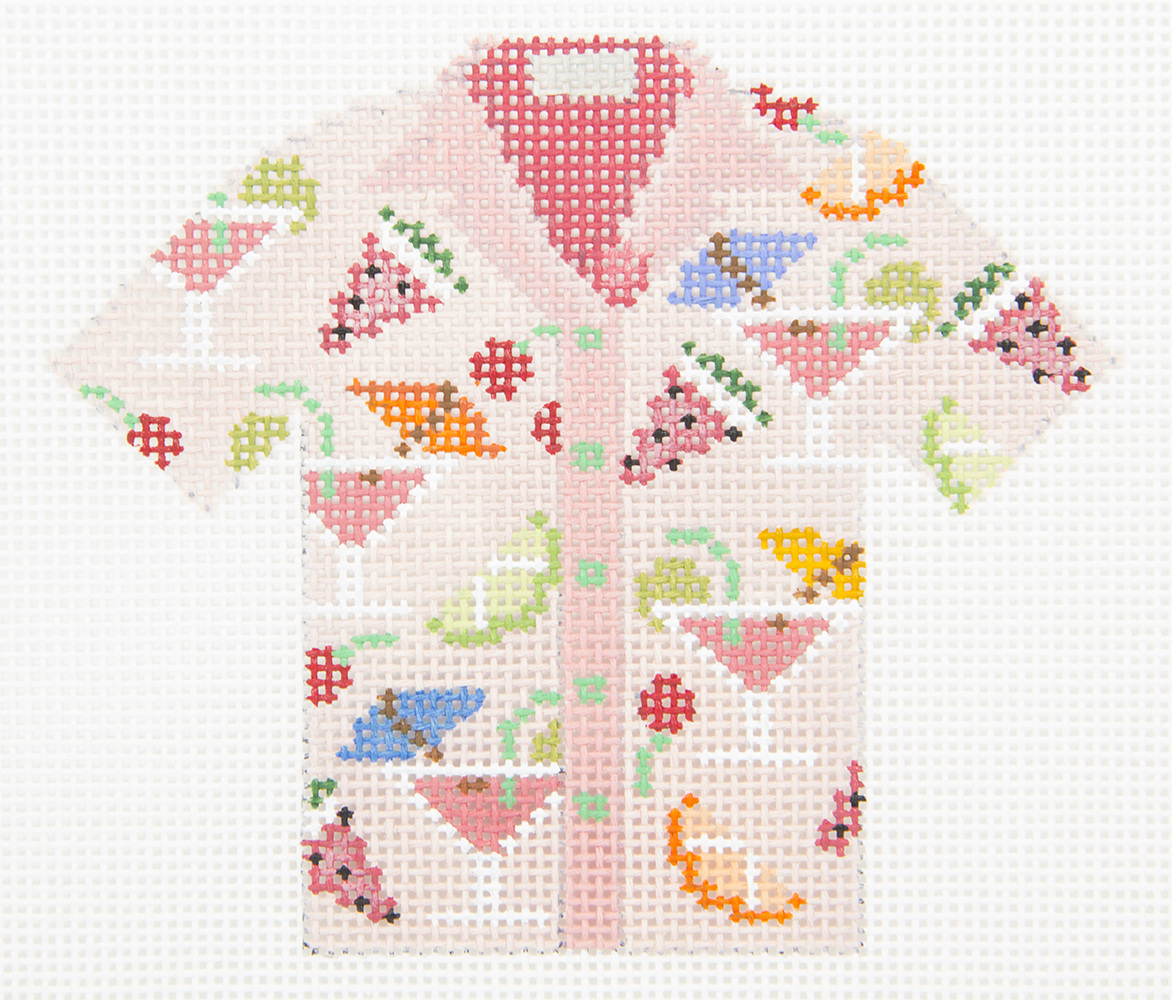 L653 Pink Fruit Drinks Hawaiian Shirt