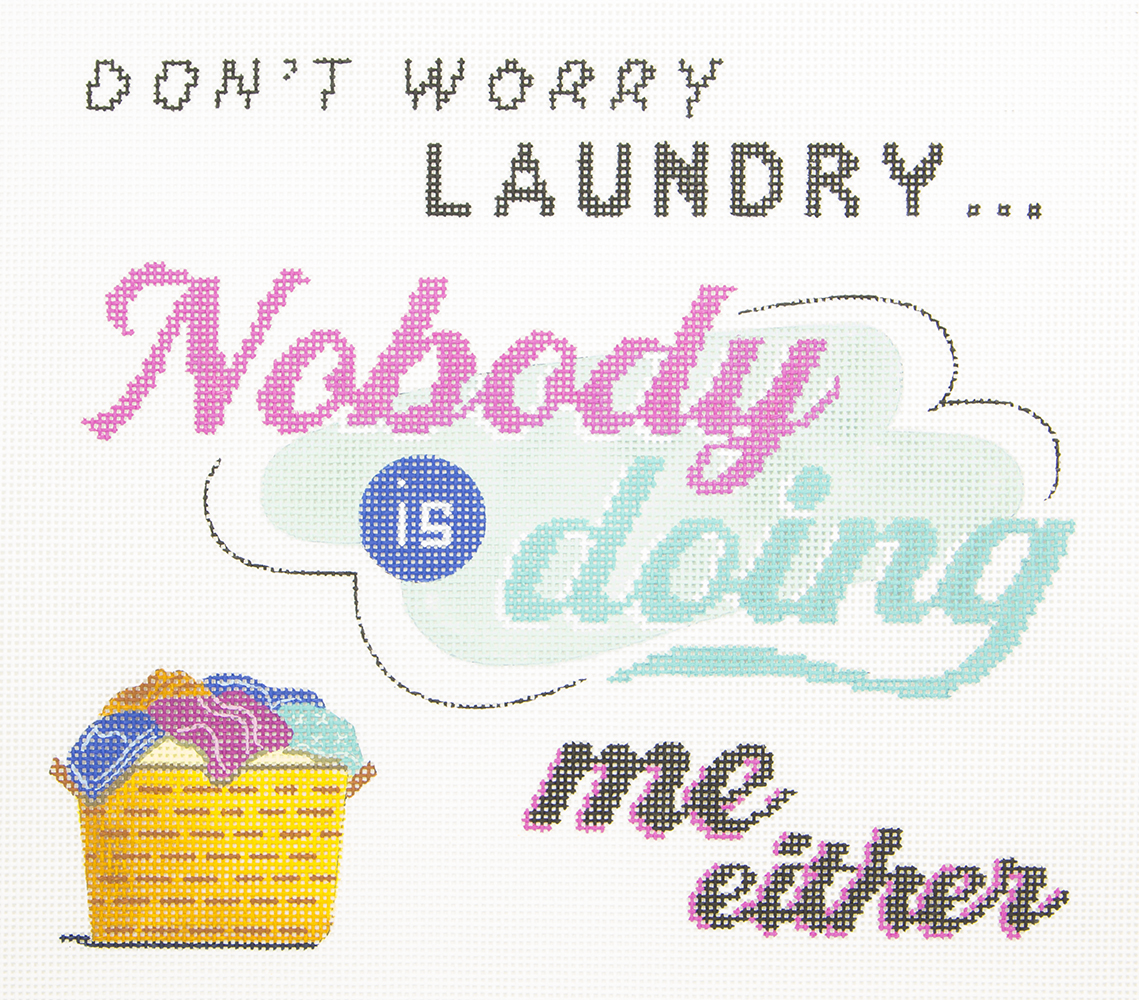 AP4119 Don't Worry Laundry....  Alice Peterson