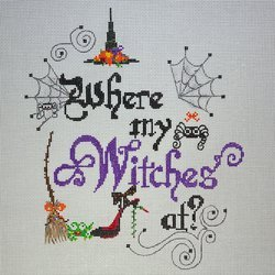 FSWHERE Where My Witches At?