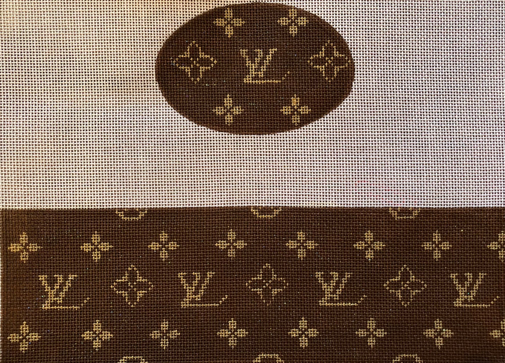 FS07 Box Brown and Gold Louis Vuitton