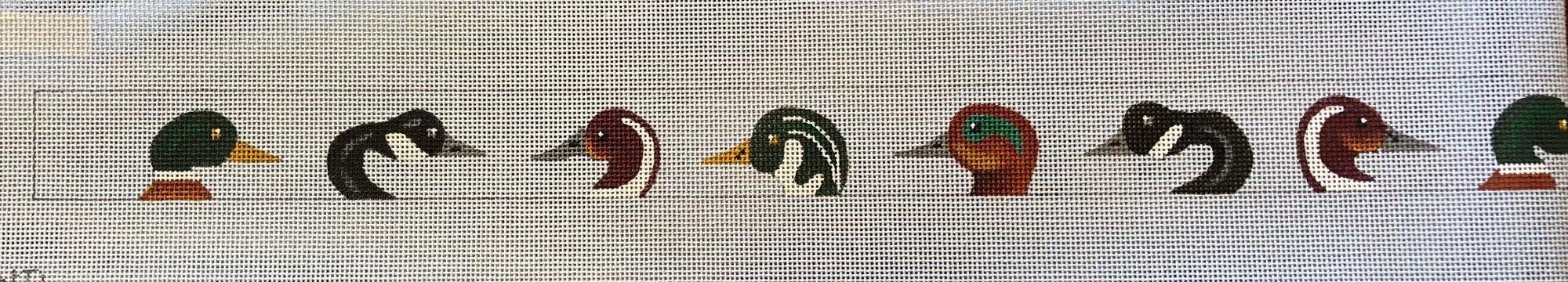 JPBL108 Belt Heads of Water Birds