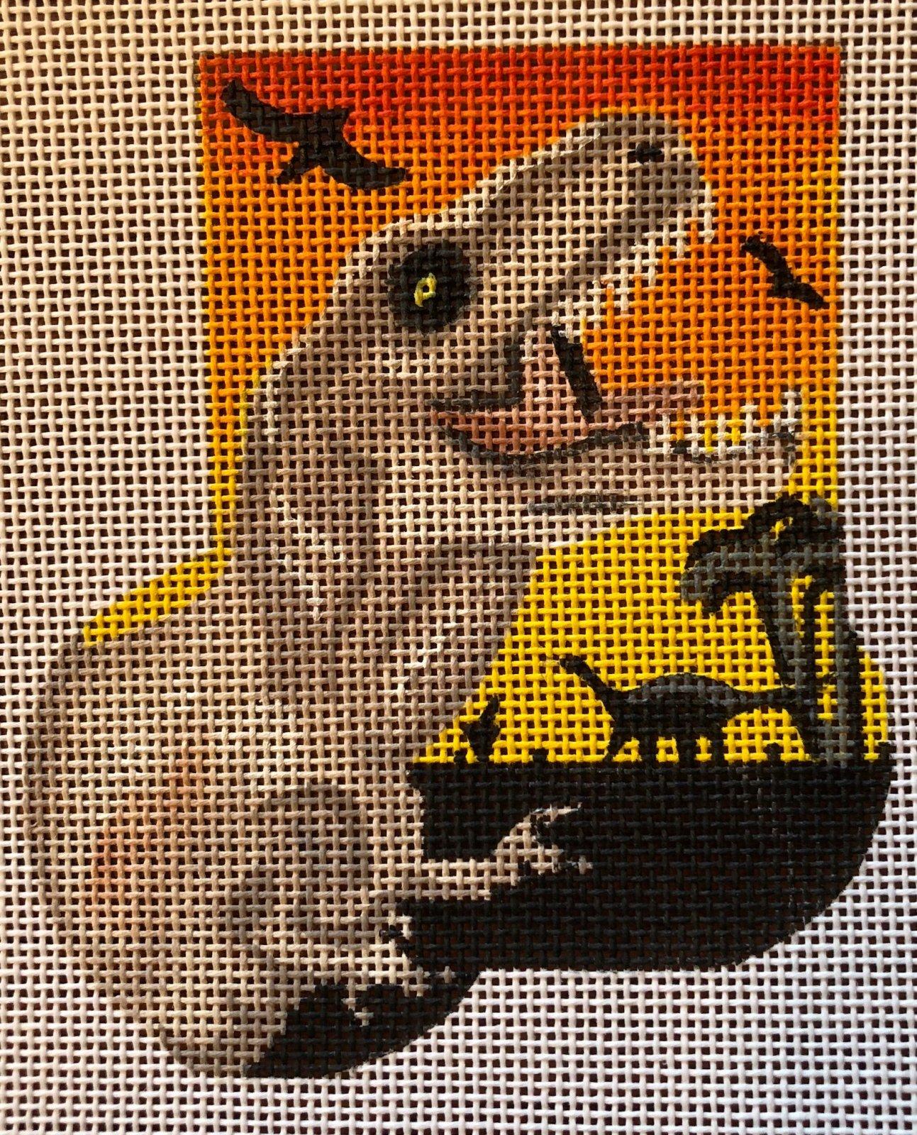 AB456  T Rex Dino Mini Stocking