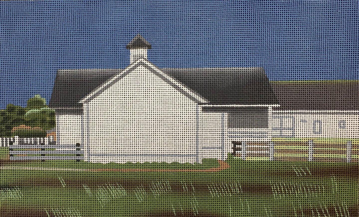 MS1409A Barn White