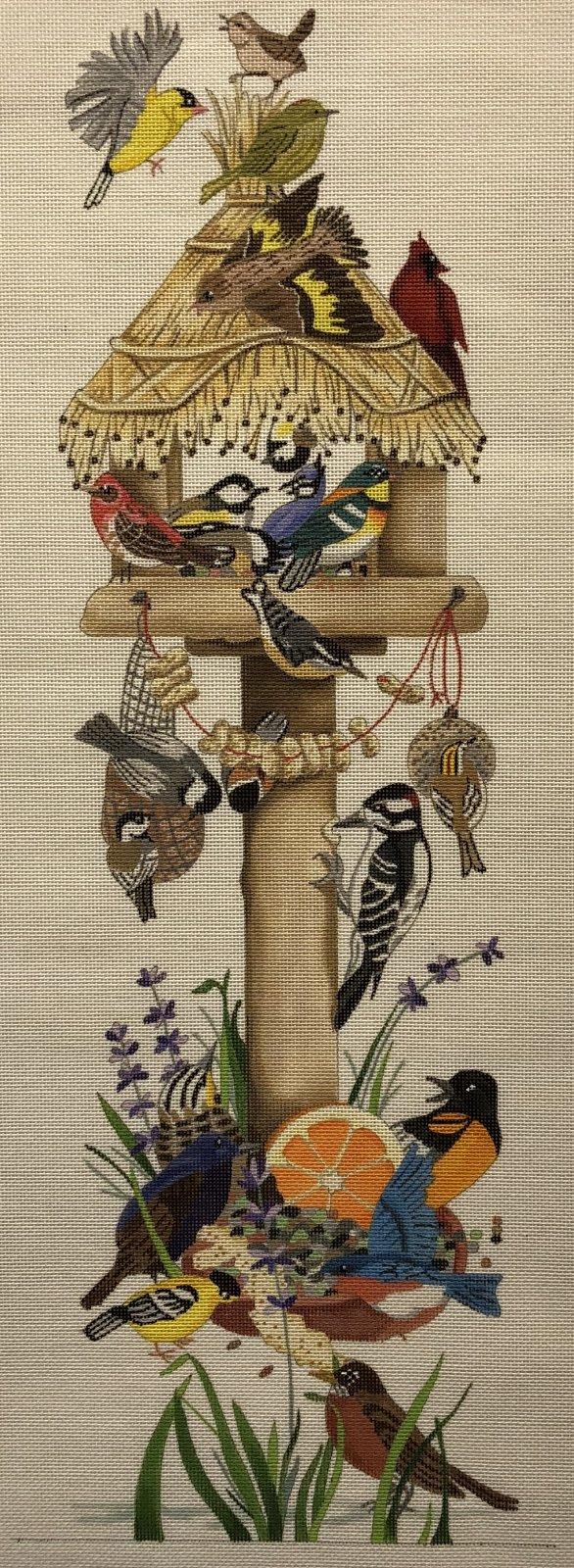 ED1366 Bird Feeder Community Gathering