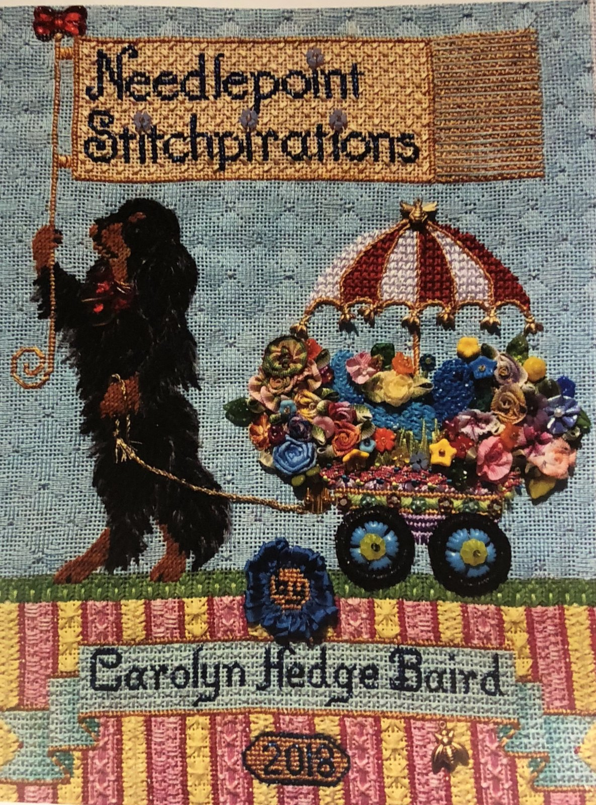 Needlepoint Stitchperations