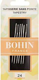 Needles Bohin 24 Tapestry