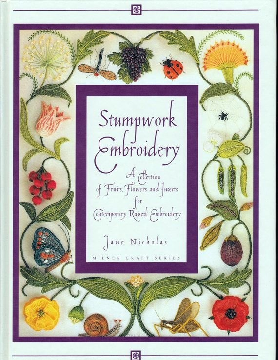 Stumpwork by Jane Nichols
