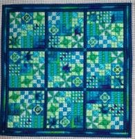Sudoku Delight Charted Needlepoint Design Needle Delights Originals