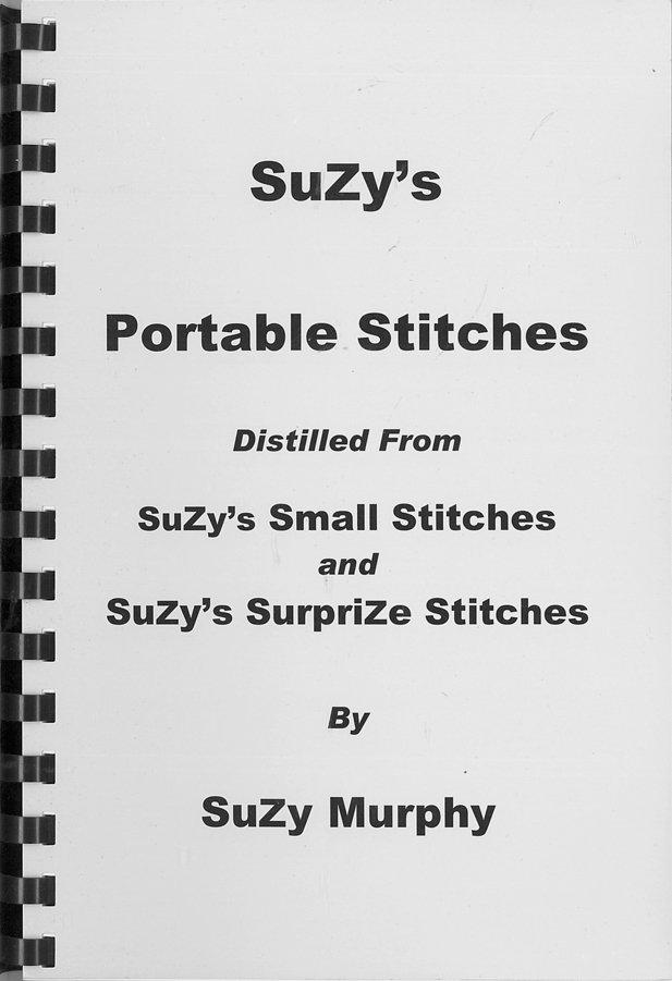 Suzy's Portable Stitches