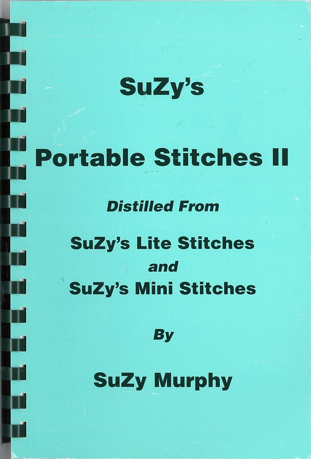 Suzy's Portable Stitches II