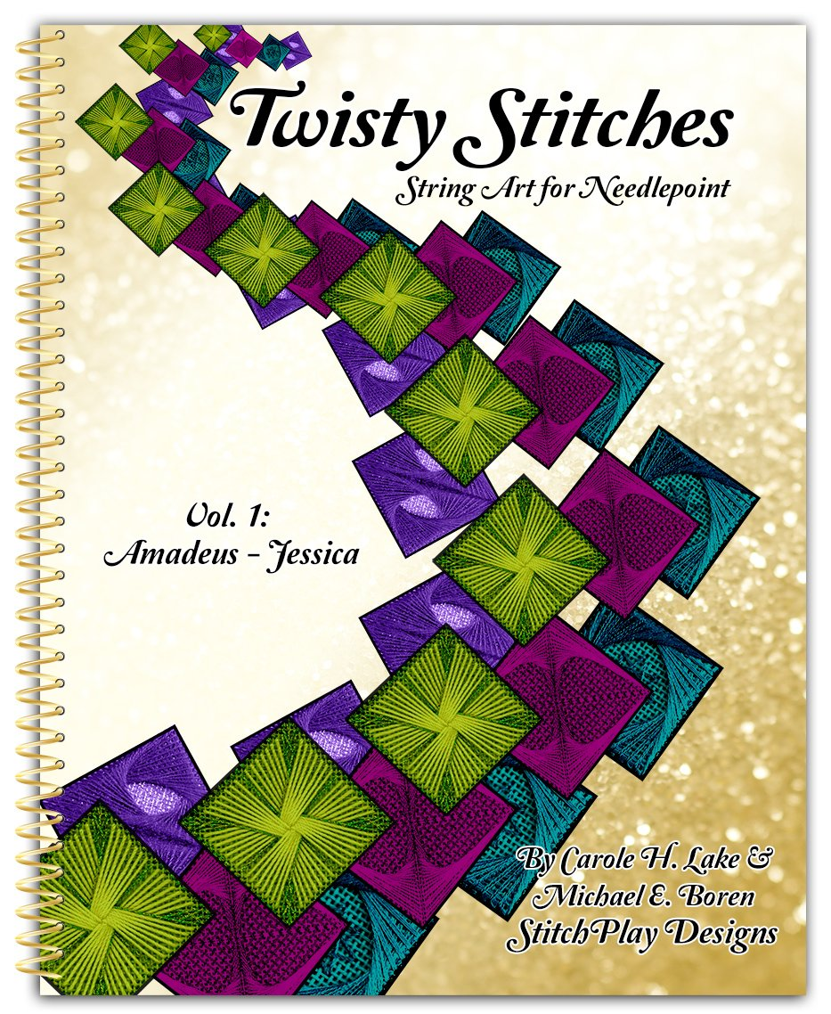 Twisty Stitches Vol 1 by Lake and Boren