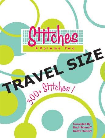 Stitches Volume 2 Travel Size Ruth Schmuff