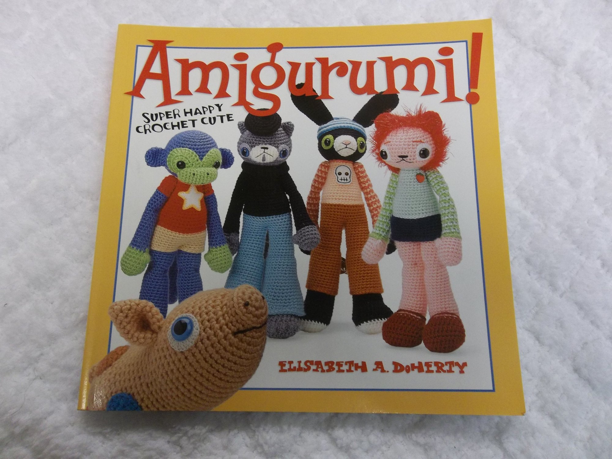 Amigurami- Super Happy Crochet Cute