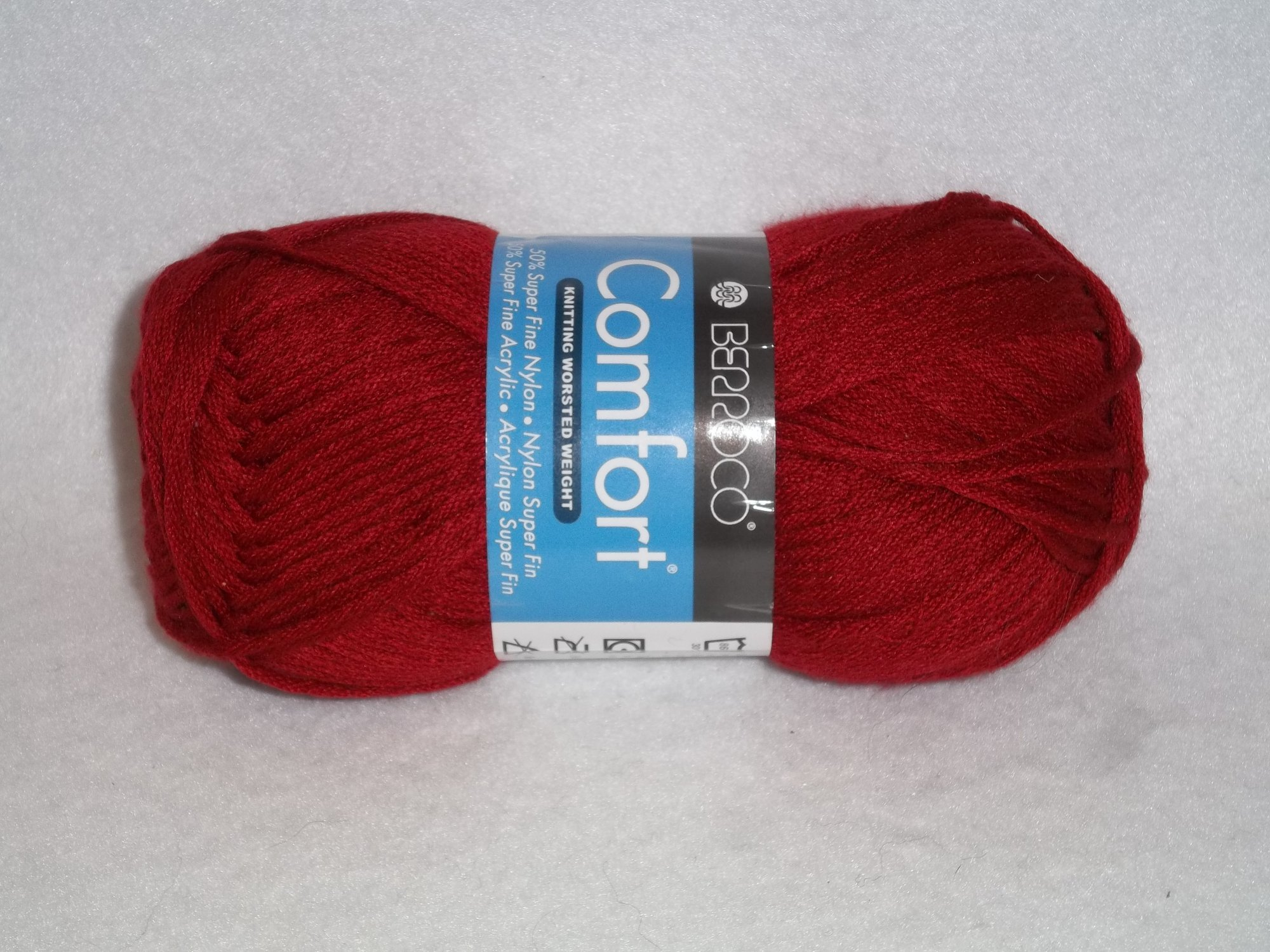 Comfort Worsted 9755 - Red