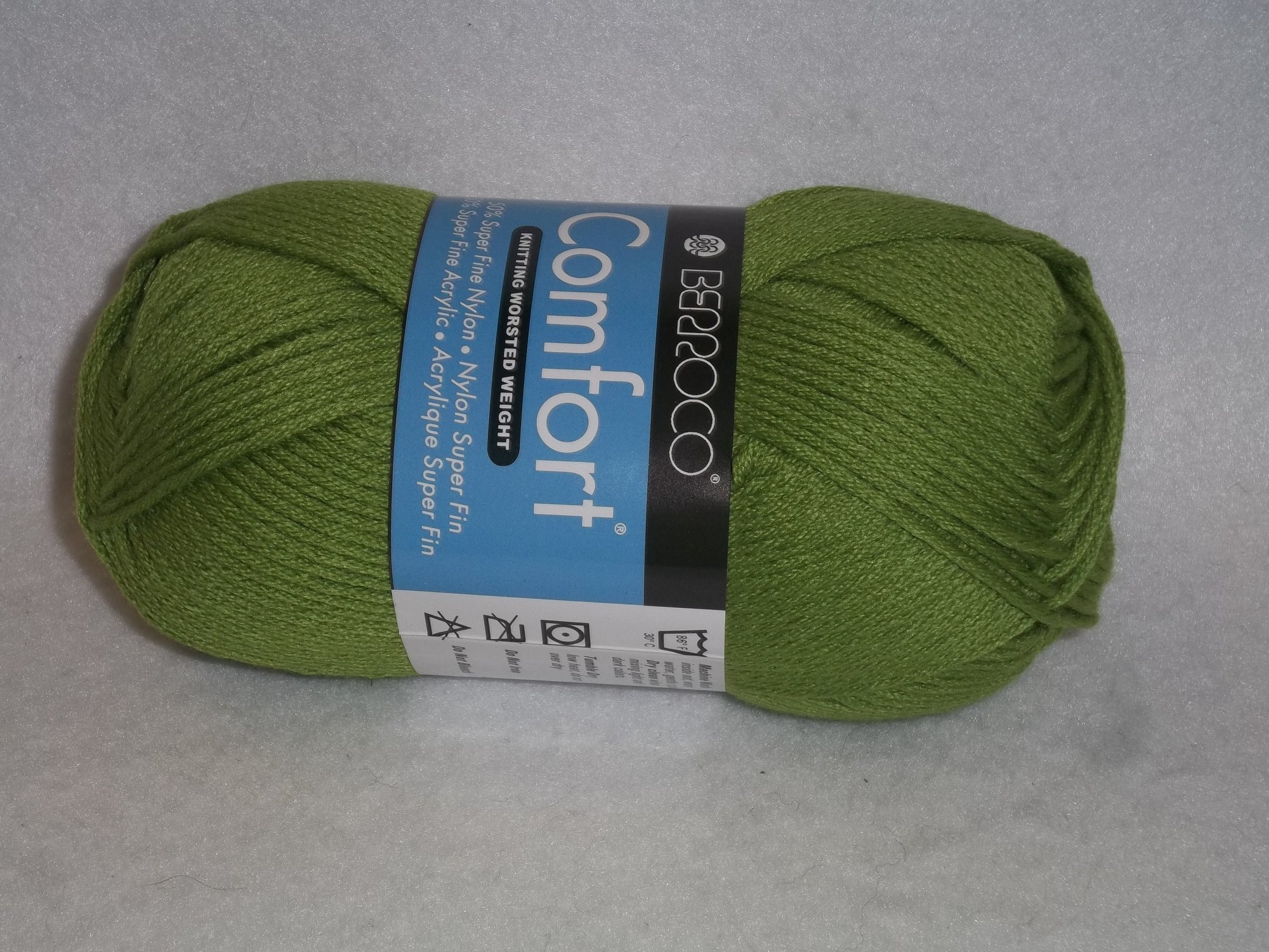 Comfort Worsted 9740 - Green