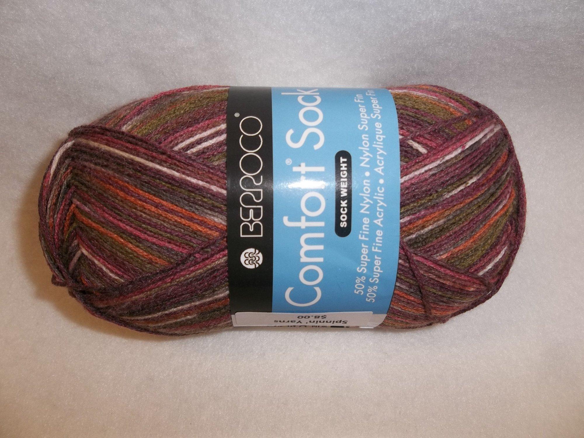 Comfort sock - Color 1816 - Rose Multi