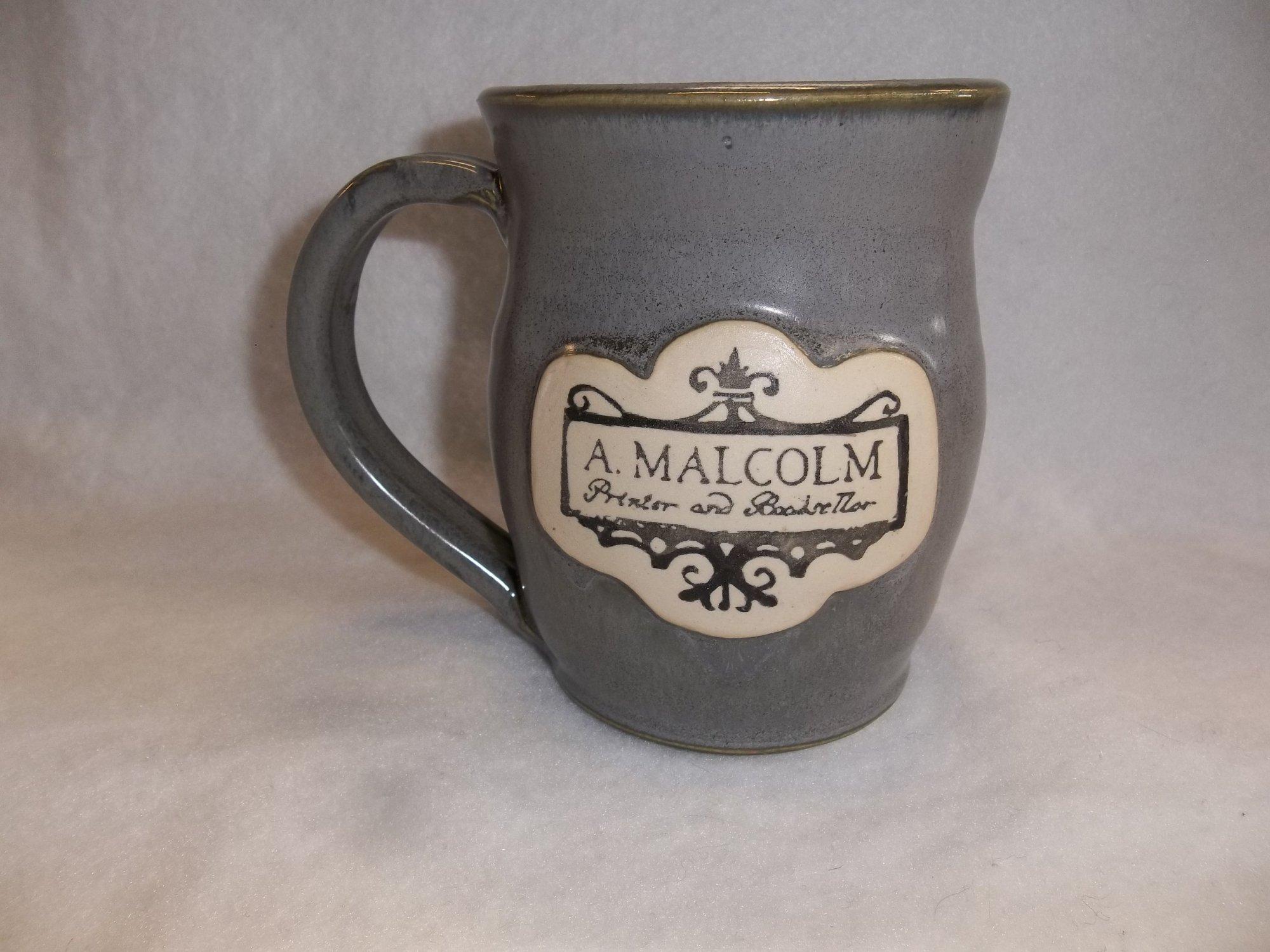 A Malcolm Mug