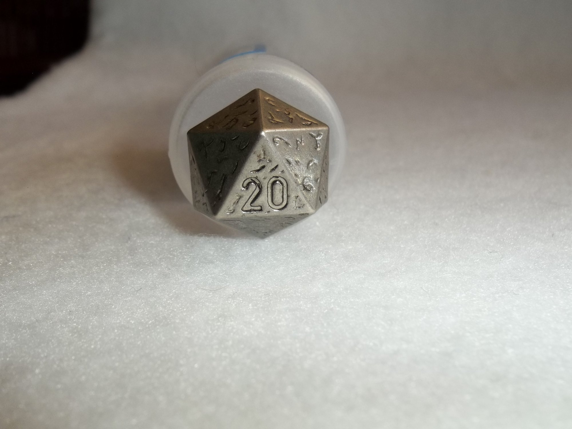 D&D - 20 sided Dice - 25 mm