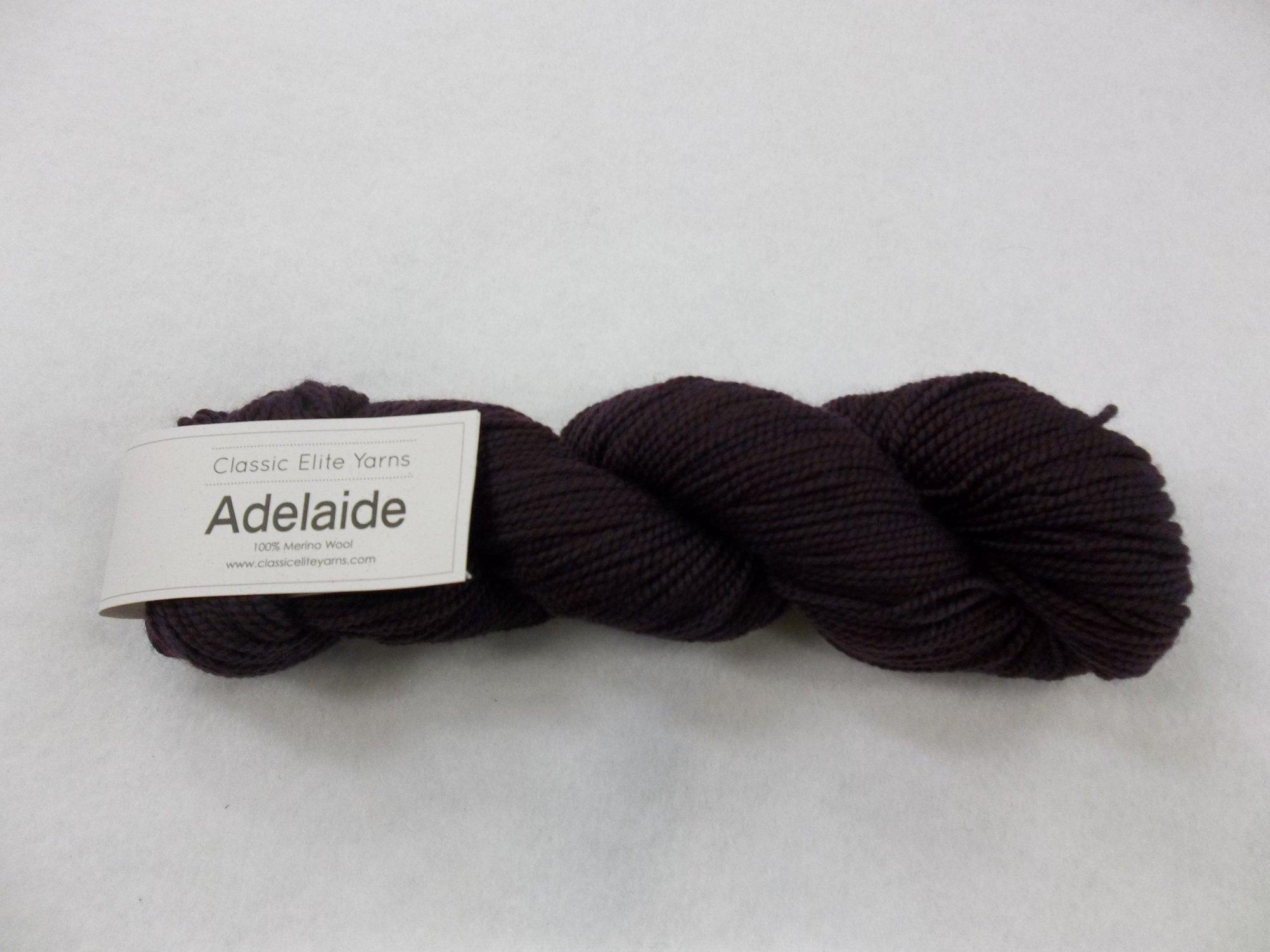 Adelaide - Color 3695 - Deep Wine