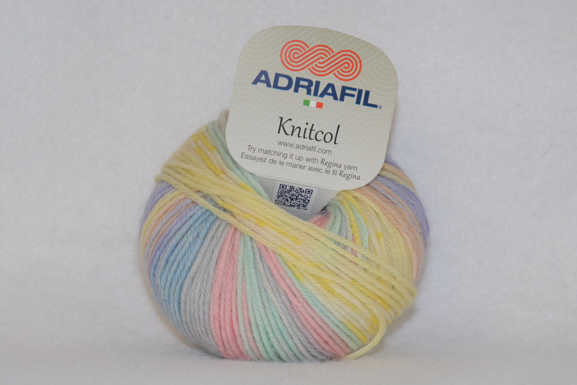 Knit Col - Color 77 - Pastels