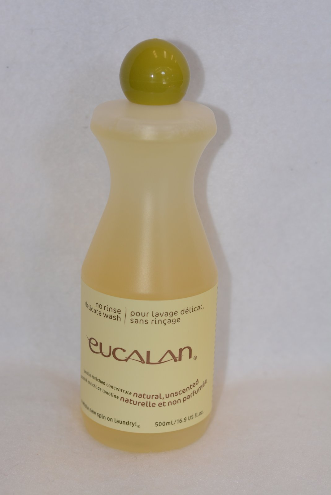 Eucalan Unscented - 16.9 oz./100 ml -